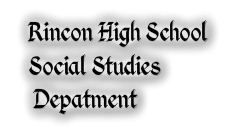 Rincon History Department